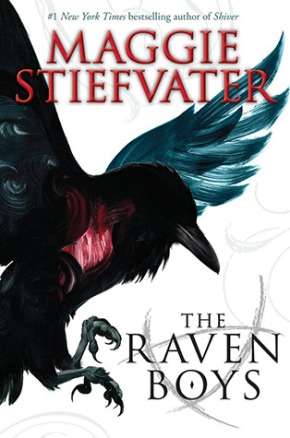 The Raven Boys (Raven Cycle #1) by Maggie Stiefvater