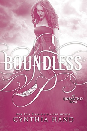 Boundless (Unearthly #3) by CynthiaHand