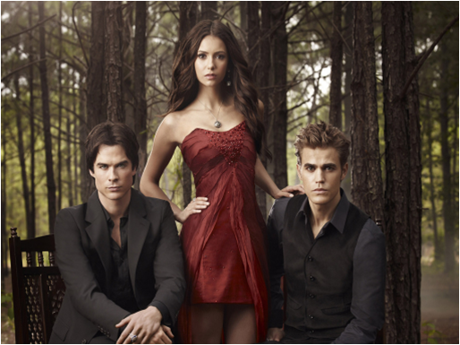 Love Triangle Smack Down #1: The Vampire Diaries – Stefan ...
