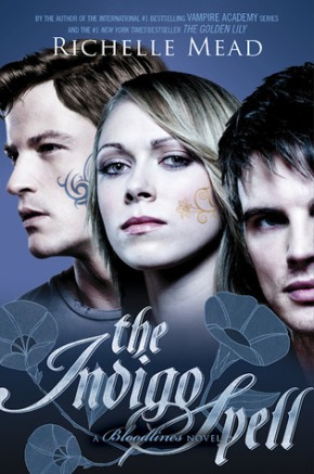 The Indigo Spell by Richelle Mead Released Today!
