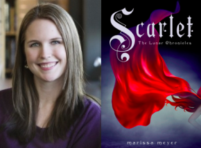 Scarlet by Marissa Meyer Released Today!