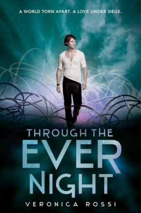 Through the Ever Night (Under the Never Sky #2) by Veronica Rossi