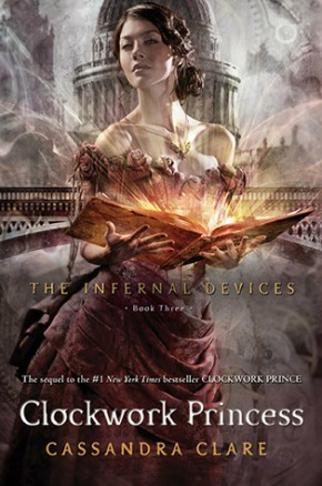 Love Triangle Smack Down #3: The Infernal Devices – Will vs.Jem