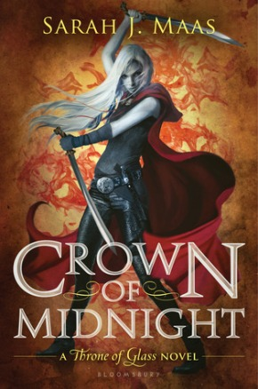 Throne of Glass & Crown of Midnight (Throne of Glass #1, #2) by Sarah J.Maas